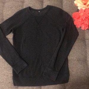 Lululemon reversible sweatshirt.
